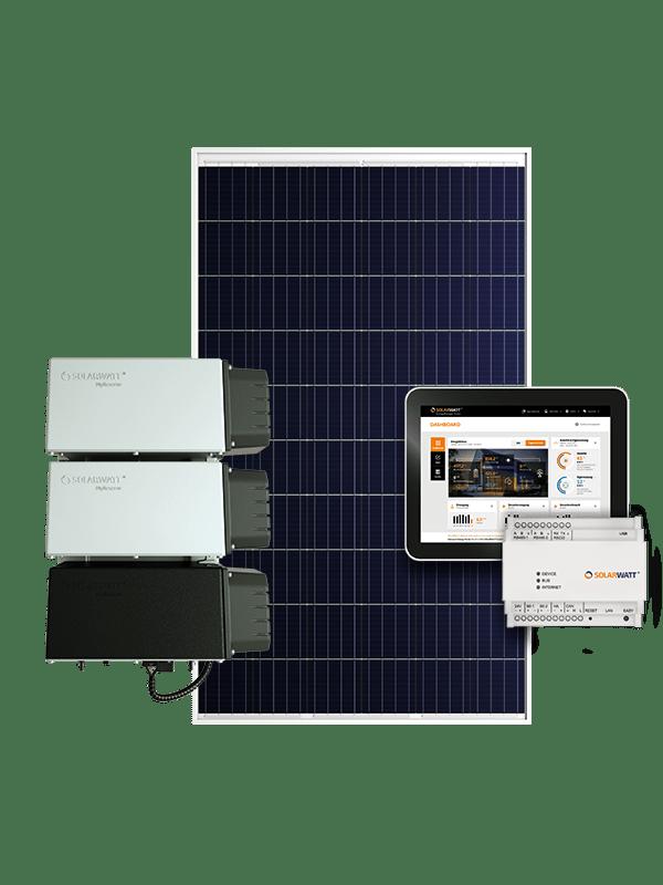 stromspeicher solar