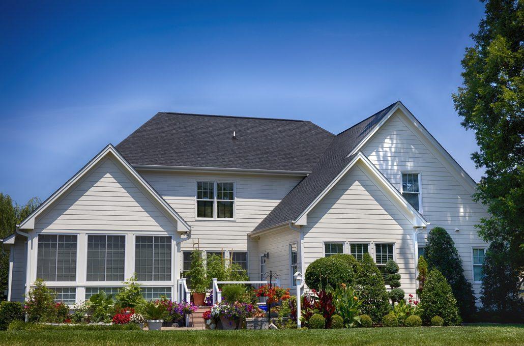 Haussicherheit Alarmanlage Immobilie